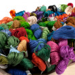 Colorful thread — Stock Photo #21113123