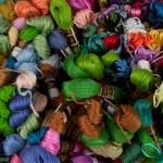 Colorful thread — Stock Photo #21113157