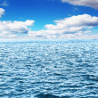 Sea surface - Stock Photo