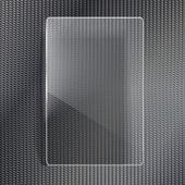 Glass label — Stockvektor