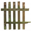Old wooden fence — 图库照片 #13868966