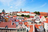 Tallinn city — Stock Photo
