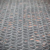Metall-boden — Stockfoto