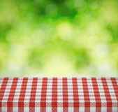 Table background — Stock Photo