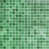 Yeşil mozaik — Stok fotoğraf