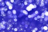 Christmas bokeh — Stock Photo