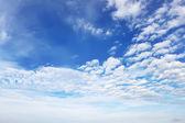 Sunny sky — Stock Photo