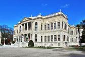 дворец долмабахче — Стоковое фото