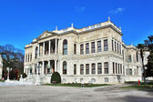 Palazzo dolmabahce — Foto Stock