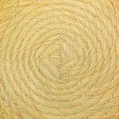 Bamboo tray — Stock Photo