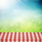 пикник на природе — Стоковое фото