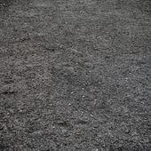 Soil in horizom — Stock Photo