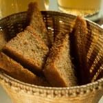 Beer snack — Stock Photo