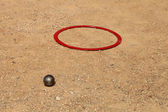 Sport and Recreation - Petanque, Marseille, France — Stock Photo