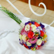 Stock Photo: Bridal bouquet