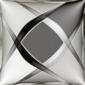 Fractale geometrische patroon. computer gegenereerde graphics. — Stockfoto