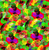 Colorful abstract background. Computer generated graphics. — Stock Photo