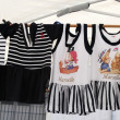 MARSEILLE, FRANCE - CIRCA JULY 2014 : Girls dresses at the stree — Stock Photo #51498941