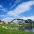 Stock Photo: Tevno Lake in Pirin Mountain, Bulgaria