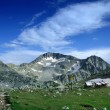 Stock Photo: Beautiful mountain view in Pirin, Bulgaria