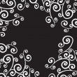 Vector de stock : Curly background