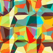 Geometric background — Vector de stock
