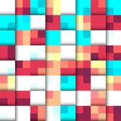 Rectángulos de colores — Vector de stock