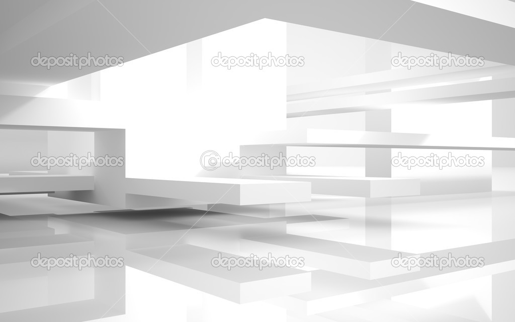 abstract architecture background building render depositphotos