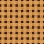Wicker texture. Vector seamless background. — Stock Vector #23580001