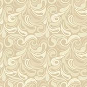 Abstract beige seamless pattern. Vector illustraion. — Stock Vector