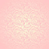 Abstract pink seamless pattern. Vector illustration. — Stock Vector