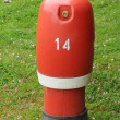 Stock Photo: France, fire hydrant in Normandie