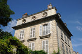 France, an old historical house in Pontoise — Stock Photo