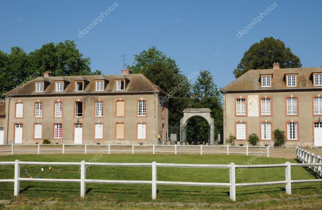 Rambouillet France  City new picture : France, la bergerie nationale de rambouillet — Photographie packshot ...