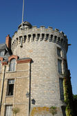 France, the castle of Rambouillet in Les Yvelines — Stock Photo
