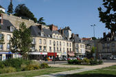 France, the town of Pontoise in Val d Oise — Stock Photo
