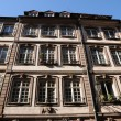 Grande Rue in Strasbourg — Stock Photo