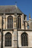 The church of Nogent le Roi in Eure et Loir — Stock Photo