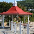 Quebec, the picturesque village of Tadoussac — Stock Photo #14054886