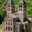 The roman abbey of Murbach in Alsace — Stock Photo #14077918