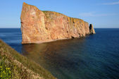 Quebec, Perce Rock in Gaspesie — Stock Photo