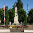 France, war memorial of Maule — Stock Photo #14146971
