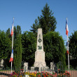France, war memorial of Maule — Stock Photo #14146984
