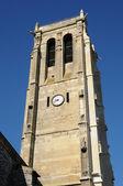 France, church Saint Nicolas of Maule — Stock Photo