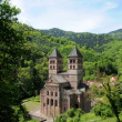 The roman abbey of Murbach in Alsace — Stock Photo #14153738