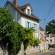 Stock Photo: Yvelines, village of Medin Les Yvelines