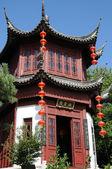 中国园林在蒙特利尔植物园花园 — 图库照片