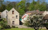Ile de France, the village of Boisemont in Val d Oise — Stock Photo