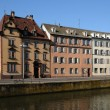 France, Alsace, old and historical district in Strasbourg — Foto Stock #14299221