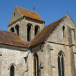 France, the old church of Seraincourt — Stock Photo